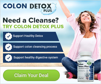 Colon Detox - Boost Energy