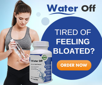 Water Off - Get Rid of Bloating Fast