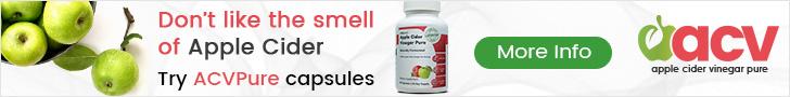 apple cider capsules