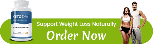 Keto Trim Weight Loss Support